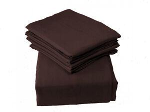 6 PIECE HOME SERIES ULTRA SOFT DEEP POCKET BED SHEETS WRINKLE FREE SHEET SET