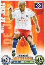 Match Attax  Nigel de Jong