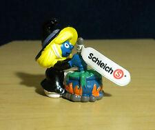 Smurfette Witch Halloween Smurf Figure Vintage Smurfs Toy PVC Figurine 20547