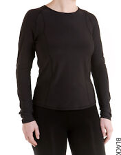 NILS NEW Ski Snow Alpine BZ1 LEAH THERMAL TOP M BLACK
