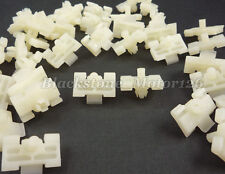 10 Lower Ledge Moulding Clip Retainer 20201 006-988-30-78 For Mercedes Benz W124