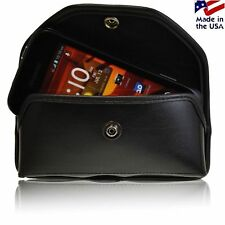 Turtleback Heavy Duty Leather Holster Pouch Case fits Kyocera Hydro EDGE