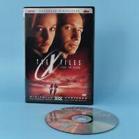 The X-Files - Fight The Future Movie DVD - 1998 - Bilingual - GUARANTEED