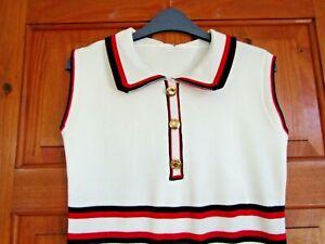 mod / 60s  dress size 10