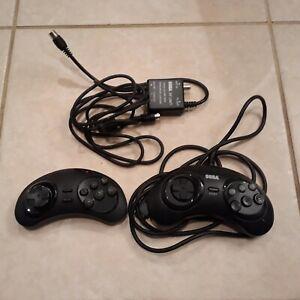 Sega Genesis controllers