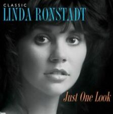 LINDA RONSTADT - JUST ONE LOOK: CLASSIC LINDA RONSTADT [DIGIPAK] (NEW CD)