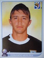 Panini 70 Fernando Muslera Uruguay FIFA WM 2010 Südafrika