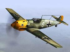 schöne ME 109E, Fun- Parkflyer, fliegt wie ein Shockfly