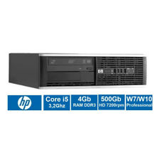 PC mini Desktop SFF HP Compaq Pro 6300-i5 (usato-ricondizionato)