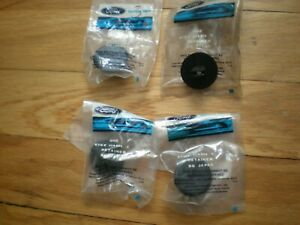 NOS 1987 - 1989 Mercury Tracer Front & Rear Bumper Extension Retainers E7GZ-17A9