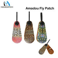 Maxcatch Natural Amadou Fly Drying Patch High Absorbing Fishing Accessory