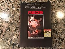 Reds Dvd! 1981 Drama! Frida 1900 Land And Freedom The Blue Kite Left Right Left