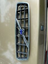 Volvo XC70 Grille 2005 2006 2007  Good Used With Good Mounting Clips 08693623