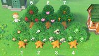 🎮 🔥 Animal Crossing New Horizons 10 Spezial-Bäume nach Wahl