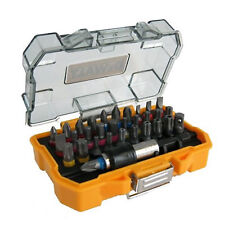 DEWALT Bit set / Bit-Set DT7969 32 pieces Schrauberbit set (PH, PZ, SL, HW, TX)