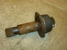 1966 Ford 3000 Tractor 8 Speed Transmission Input Shaft