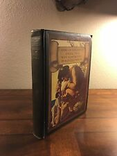 """1922 """"POEMS OF CHILDHOOD"""" by Evgene Field  Illustrated by Maxfield Parrish"""