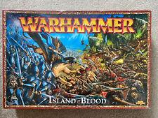 Warhammer Fantasy/edad de Sigmar, Isla de Sangre Boxset-Nuevo y Sellado