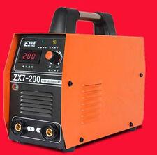 220V ZX7-200 DC Inverter Welding Equipment Portable Welder Machine  Y