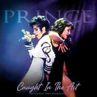 CAUGHT IN THE ACT by PRINCE Compact Disc Double  FF02CD