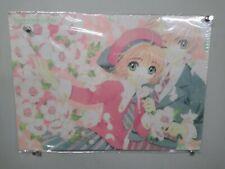 CARD CAPTOR SAKURA Plastic Transparent Poster #1 Licensed Japanese item