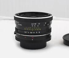 Enna Munchen Ennalyt 28mm f/3.5 M42 Macro Focusing Manual Lens Germany TEST PICS