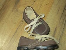 Baby Infant Boys' Size 2 Brown Loafer Shoes
