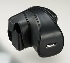Nikon Semi Soft Case CF-DC6 Black for Single-Lens Reflex Camera Df NEW Japan F/S