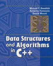 Data Structures and Algorithms in C++ by Roberto Tamassia, David M. Mount and...