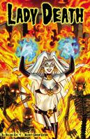 "Lady Death Secrets #1 /""Cyber Death/""  Demon Smasher  Ltd 90 Comic Book Ed"