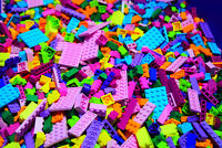 ☀️1-1000 POUNDS GIRL COLORS BRAND NEW LB LEGO LEGOS PIECES HUGE BULK LOT PARTS