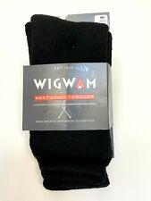 Wigwam Socks Cold Weather Mens Hunting Hiking Outdoor Work 40 Below Medium Wool