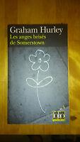 Graham Hurley - Les anges brisés de Somerstown - Folio Policier