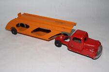 1950'sTootsietoy International Truck Auto Hauler Semi Truck, Original