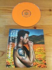 cd single Robbie Williams - Eternity & The road to Mandalay