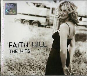 FAITH HILL Die Hits 2007 MALAYSIA EDITION DIGIPAK CD SELTEN NEU VERSIEGELT