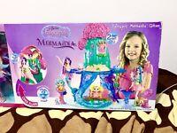 Barbie Fairytopia Mermaidia Playset -  2 feet tall - NEW - Mattel 2006