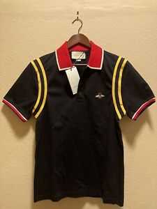 New Authentic Gucci Bee Logo Polo Shirt Size L