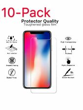 10x Real Tempered Glass Screen Protector HD Premium For All Cell Phone
