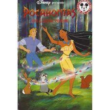 Walt Disney company - Pocahontas : Une légende indienne (Mickey club du livre) -