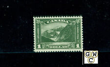Canada #177  1.00  Cave II  M.N.H.  VF Stamp  Catalog value $600
