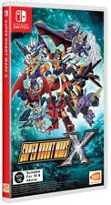 Super Robot Wars X Switch Eng cover