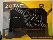 NVIDIA ZOTAC GeForce GTX 1060 6 Go Carte graphique