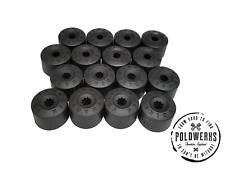 VW Polo Golf Scirocco New Oem Genuine Wheel Bolt Nut Cover Volkswagen 17mm x16