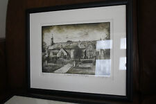 More details for gaerwen artist sioned furlong    very accomplished  etching    anglesey
