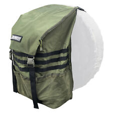 Trasharoo Spare Wheel Rubbish Bag - Green - DA1593