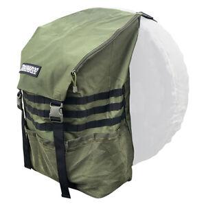 Trasharoo Spare Wheel Rubbish Bag - Green - DA1593