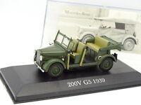 Ixo Presse 1/43 - Mercedes 200V G5 1939 Militaire