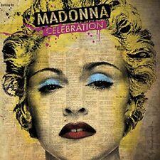 CD de musique compilation madonna