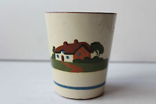 Unboxed Devon & Torquay Ware Pottery Mugs
